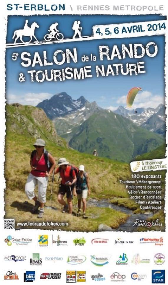 Salon de la rando et du tourisme nature - Salon tourisme rennes ...