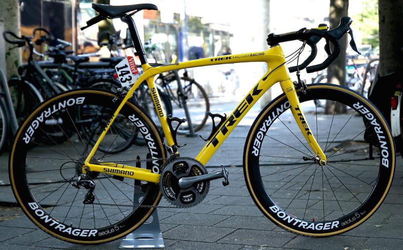 Les vélos des leaders du Tour de France sont chez Culture ...