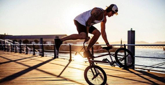 bmx freestyle ou race