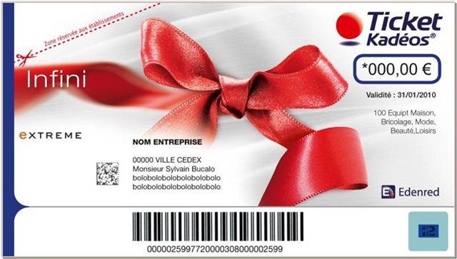 Réglez vos achats en chèque Cadhoc ou chèque Kadéos (Infini et Horizon) 41cacf03f6a9