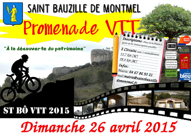 rando vtt dimanche 26 avril. Black Bedroom Furniture Sets. Home Design Ideas
