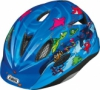 Abus CASQUE ROOKIE SMILE RED