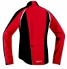 Gore Veste CONTEST 2.0 WINDSTOPPER® Active Shell red/black