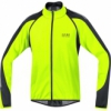 Gore Veste PHANTOM 2.0 WINDSTOPPER® Soft Shell neon yellow/black