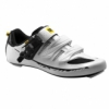 Chaussures Ksyrium Elite BLACK/White