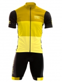 Pack tenue Culture Vélo C-15 Jaune