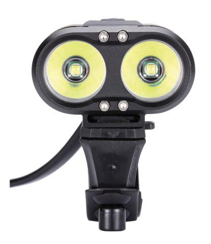 eclairage avant led avec batterie externe scope 800 lumen. Black Bedroom Furniture Sets. Home Design Ideas
