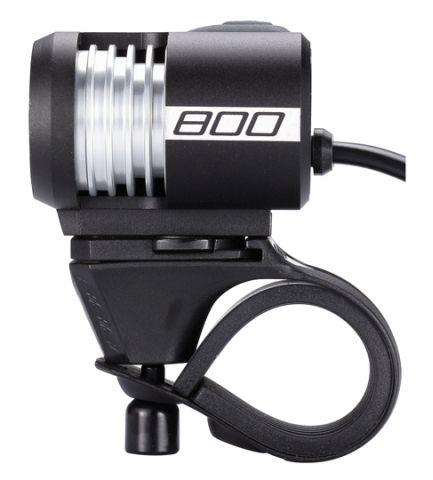 bbb eclairage avant led avec batterie externe scope 800 lumen. Black Bedroom Furniture Sets. Home Design Ideas