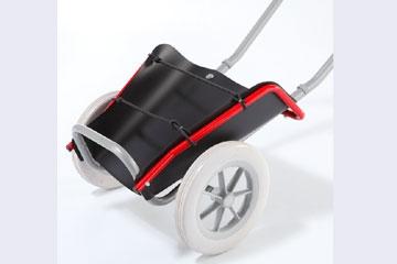 mottez chariot de randonn e ultre a cyclo. Black Bedroom Furniture Sets. Home Design Ideas